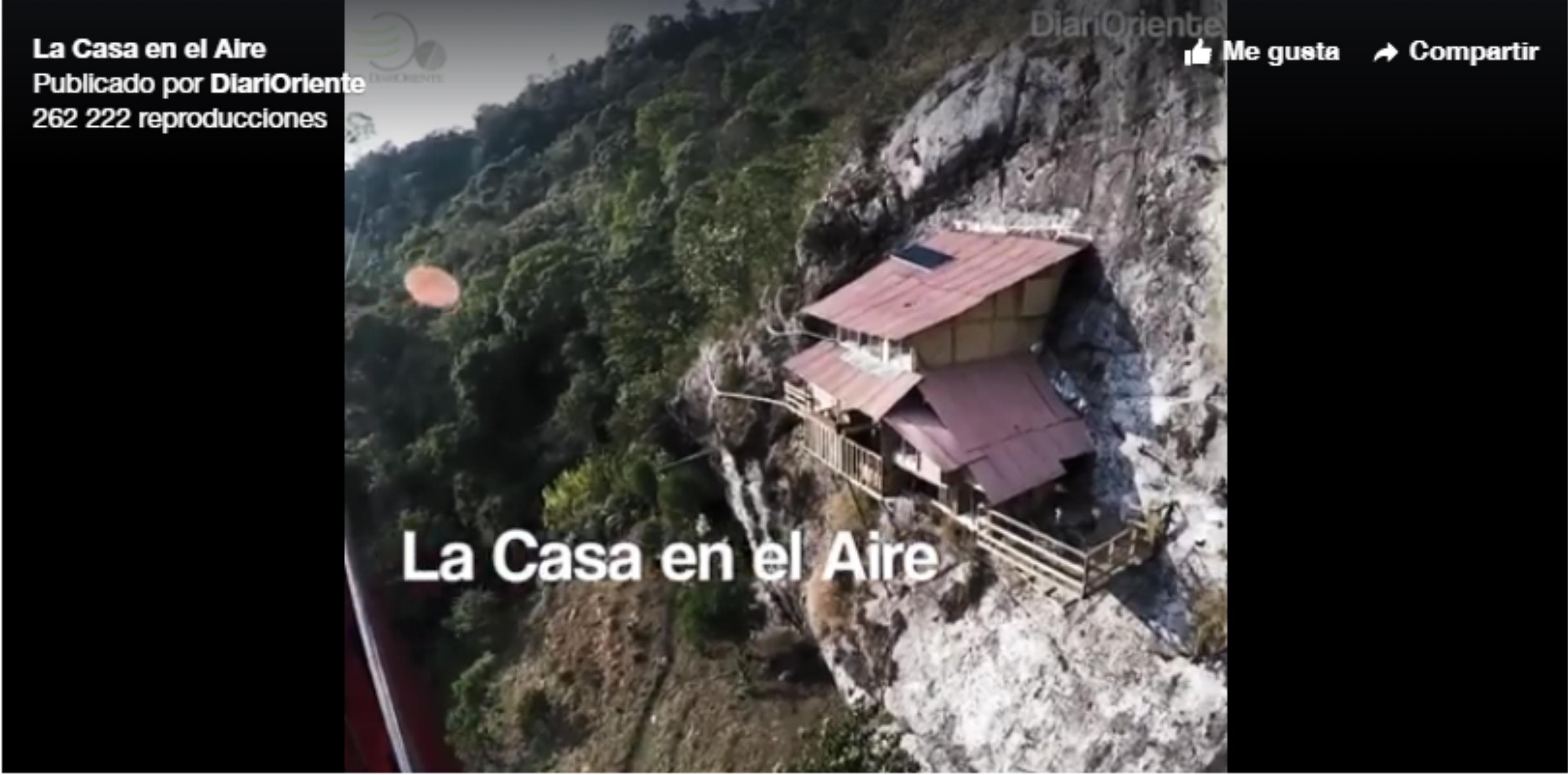 Photo of La casa en el aire