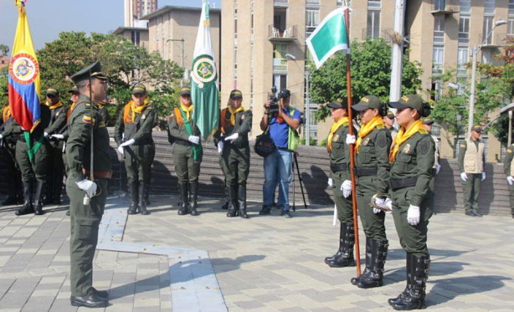 Photo of Oficialmente instalada la Unidad de Policías para la Edificación de la Paz en Antioquia