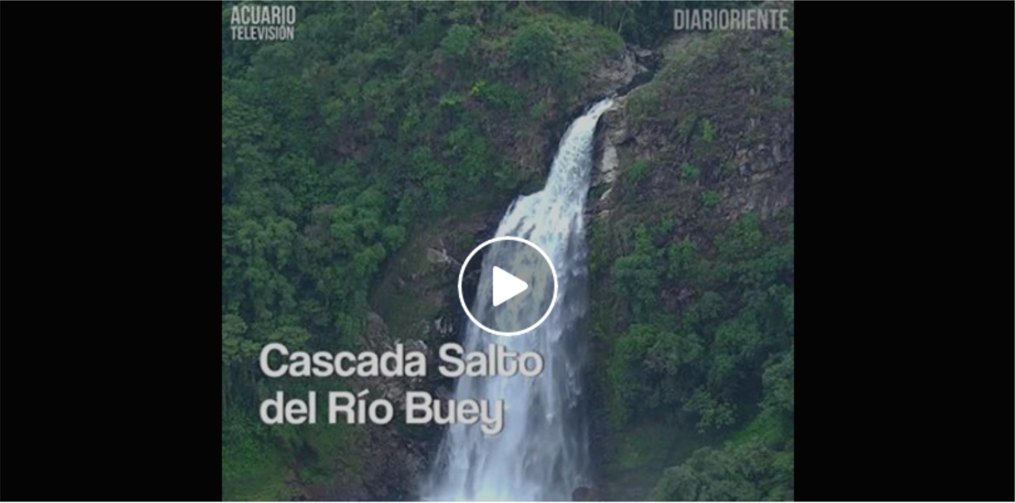 Photo of Cascada Salto del Buey