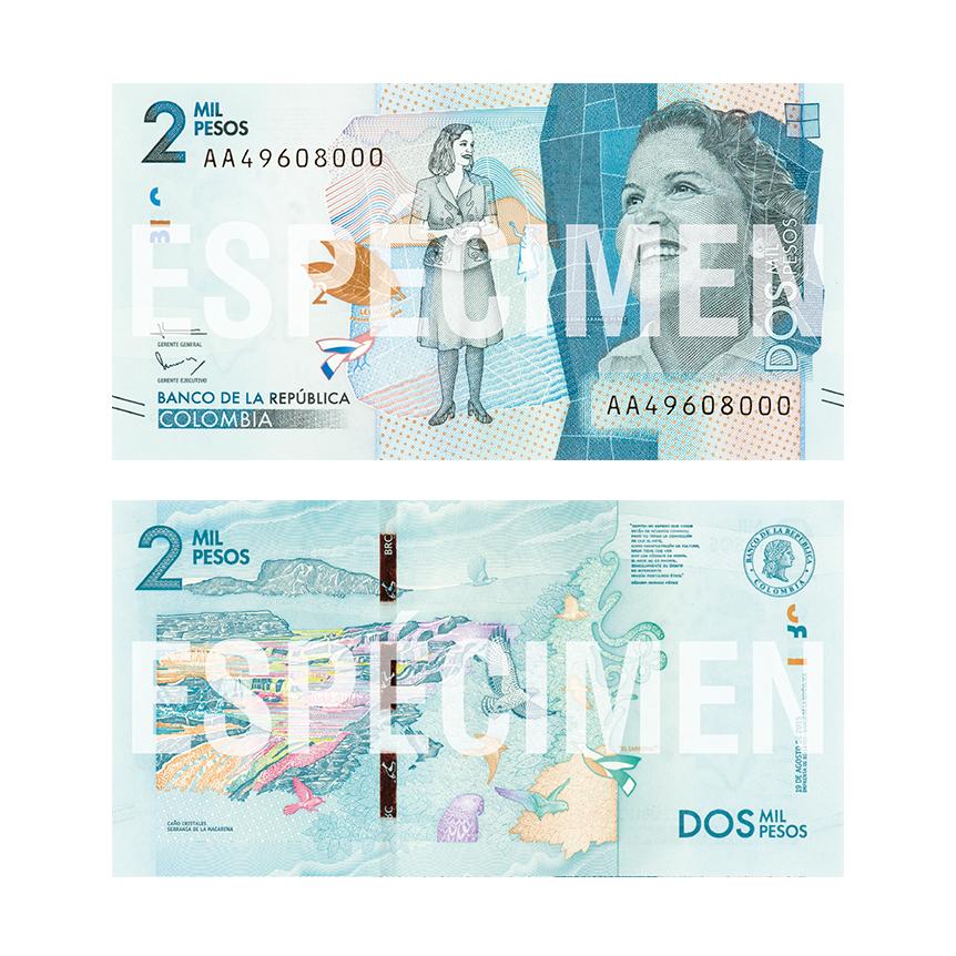 Photo of Conozca el nuevo billete de 2000 Pesos
