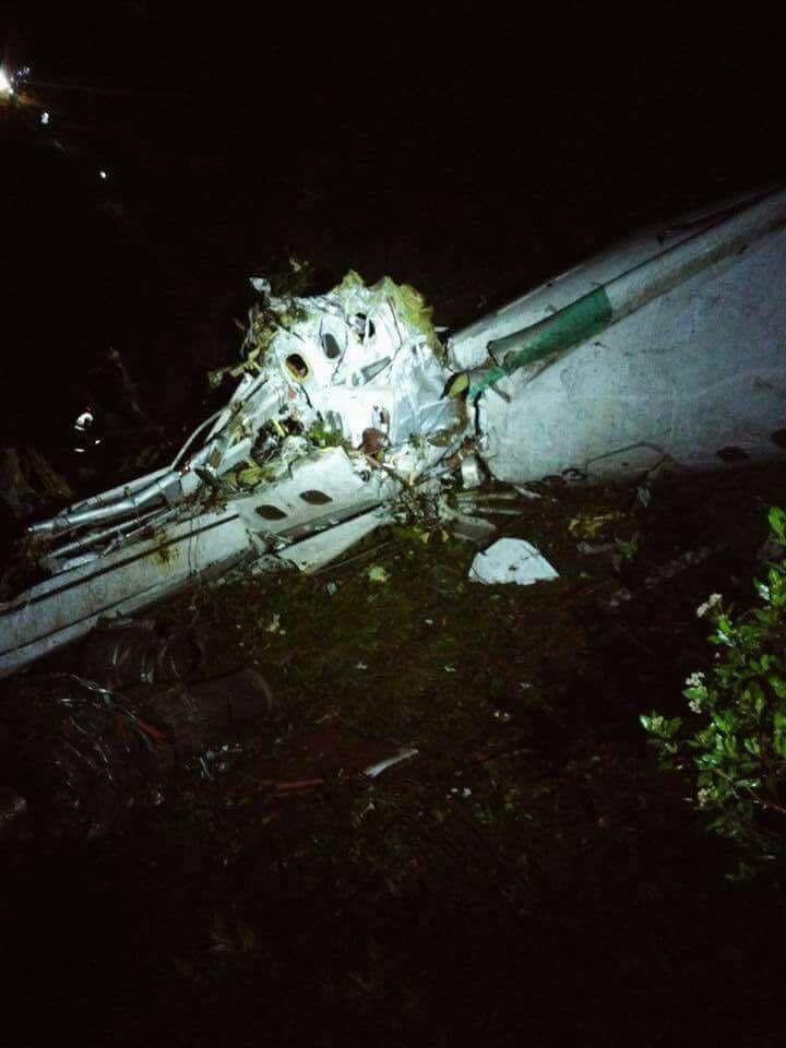 Photo of Se reduce el número de víctimas del avión siniestrado en La Unión