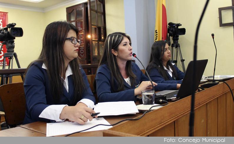 Photo of Labor de la Personería de La Ceja durante el 2016, es exaltada por el Concejo Municipal.