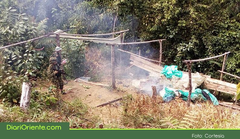 Photo of En San Luis, fue hallado un deposito con 761 kilos de marihuana