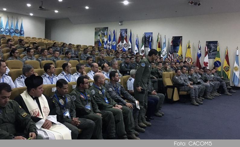 Photo of En Rionegro, se realizó la inauguración del XXIV encuentro de sistema de cooperación de las Fuerzas Áreas de América SICOFAA.