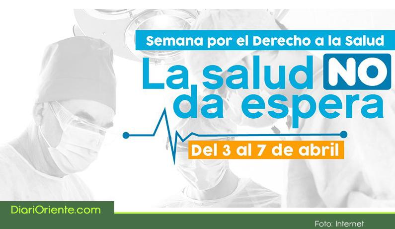 Photo of Semana por el Derecho a la Salud, una iniciativa a la que se une el Oriente Antioqueño