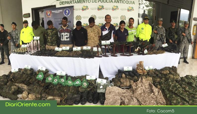 Photo of Operativo contra el Clan del Golfo dejó 8 capturas en el municipio de Yalí