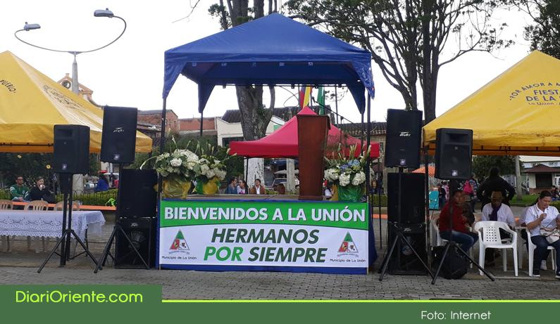 Photo of Habitantes de La Unión realizaron homenaje al Chapecoense
