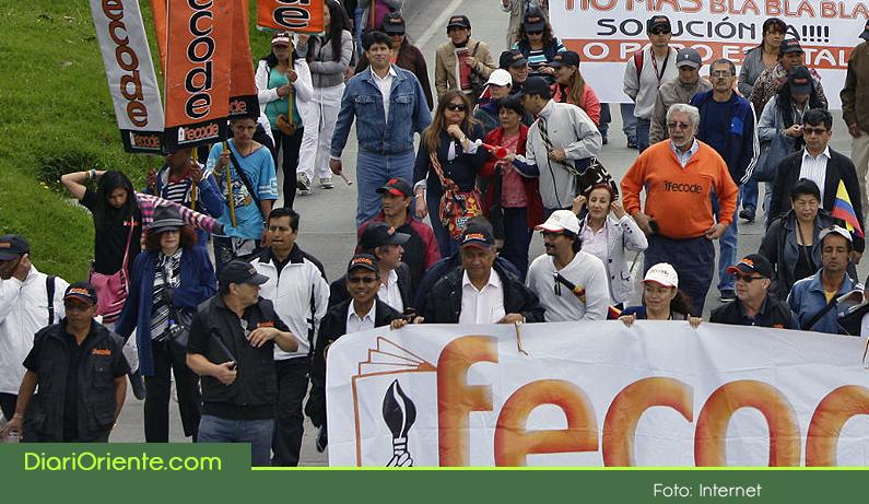 Photo of Inició el paro nacional de maestros convocado por Fecode.