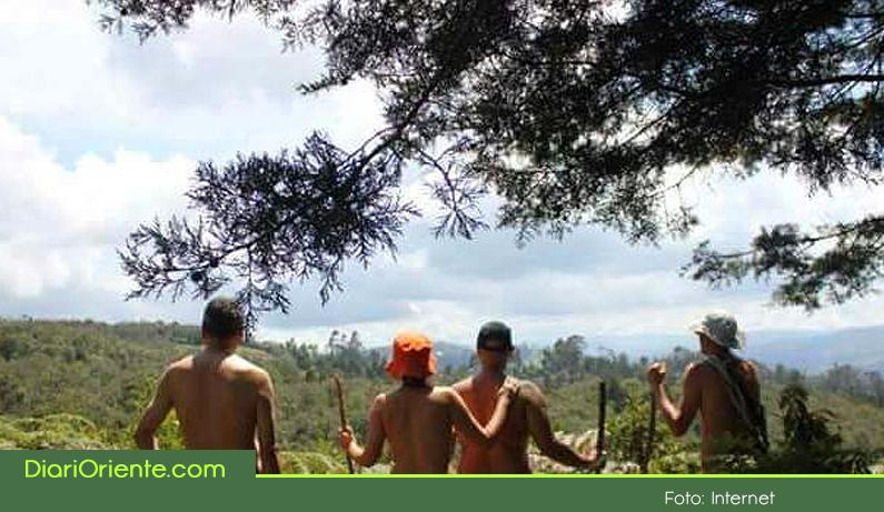 Photo of Debido al éxito que tuvo la caminata nudista pasada en Guarne, organizadores realizarán otra