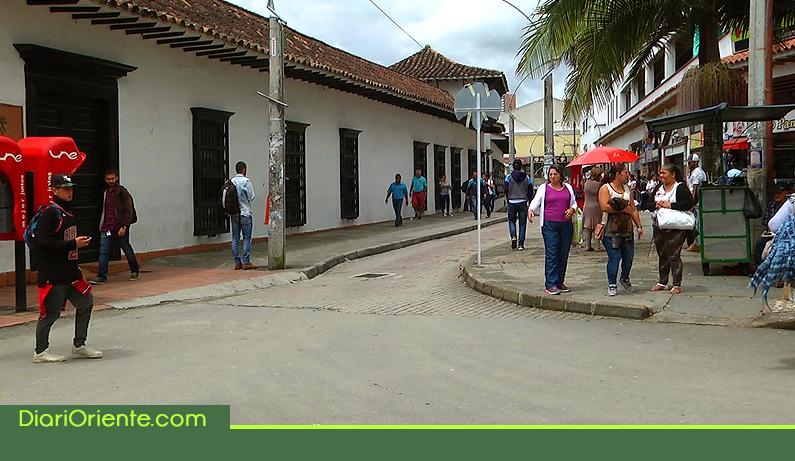 Photo of Comunidad preocupada por robos en el centro de Rionegro.