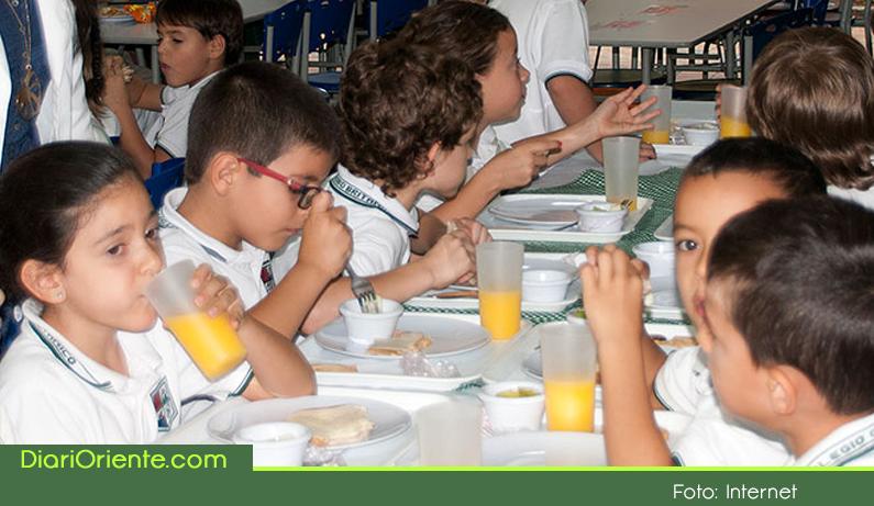 Photo of En la Ceja, durante el primer semestre se le garantizó diariamente la alimentación escolar a más 5000 niños