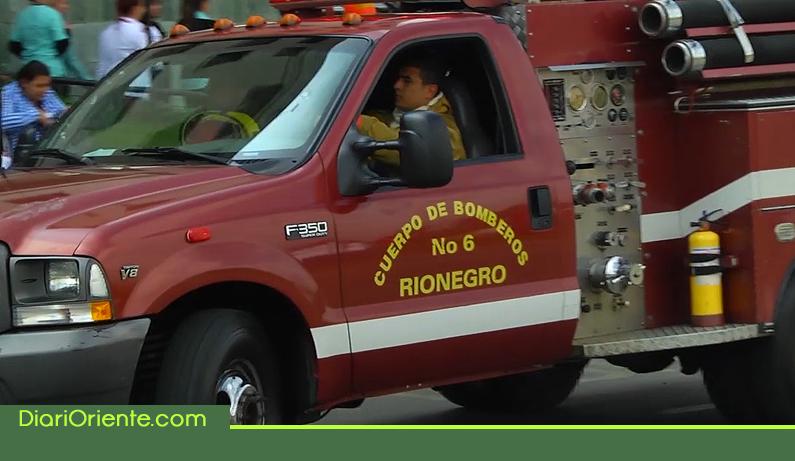 Photo of Bomberos de Rionegro se capacitan con el SENA para dar un servicio más profesional