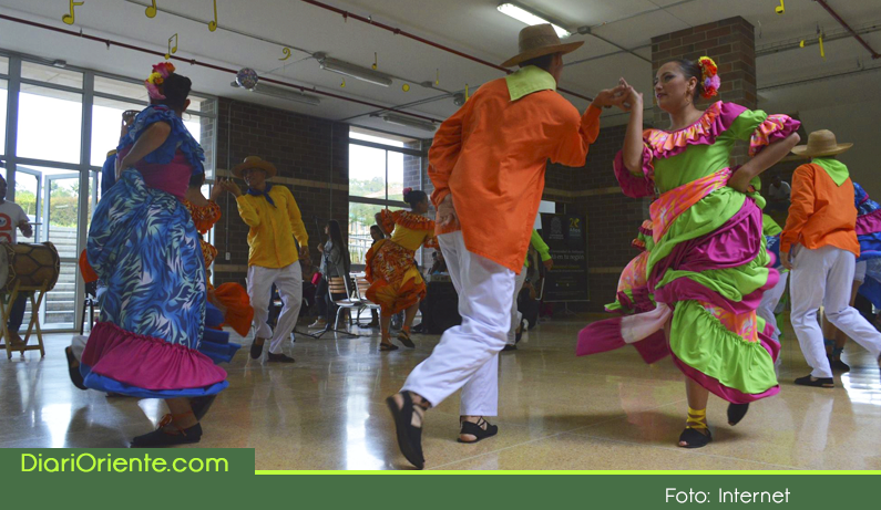 Photo of Coedanza del municipio de Rionegro representará a Antioquia en el Festival Nacional del Folclor