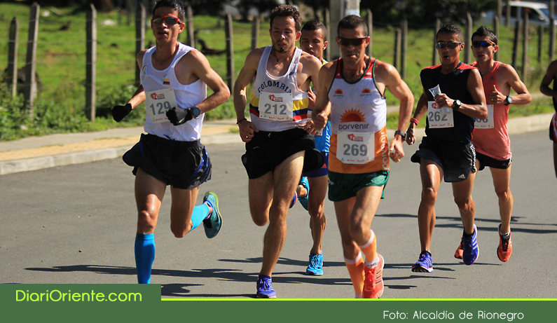 Photo of Avanzan las inscripciones para la media maratón en Rionegro