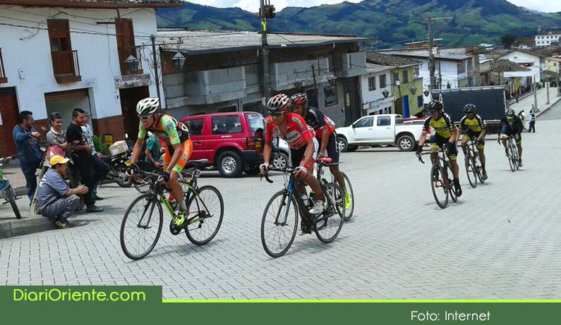 Photo of Encuentro de escuelas de ciclismo en Sonsón
