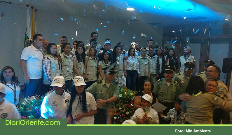 Photo of Se realizó en Rionegro el segundo encuentro de la Red Nacional de Jóvenes por el Ambiente.