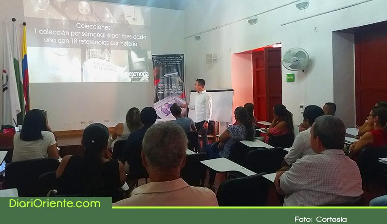 Photo of Empresas de Rionegro son beneficiarias del proyecto de fortalecimiento del Sistema Moda en Antioquia.