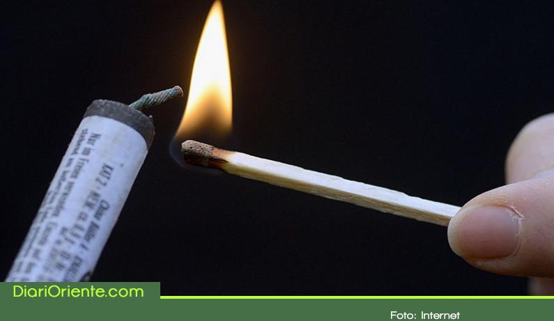 Photo of Casos de quemados con pólvora registran reducción del 31% en Antioquia