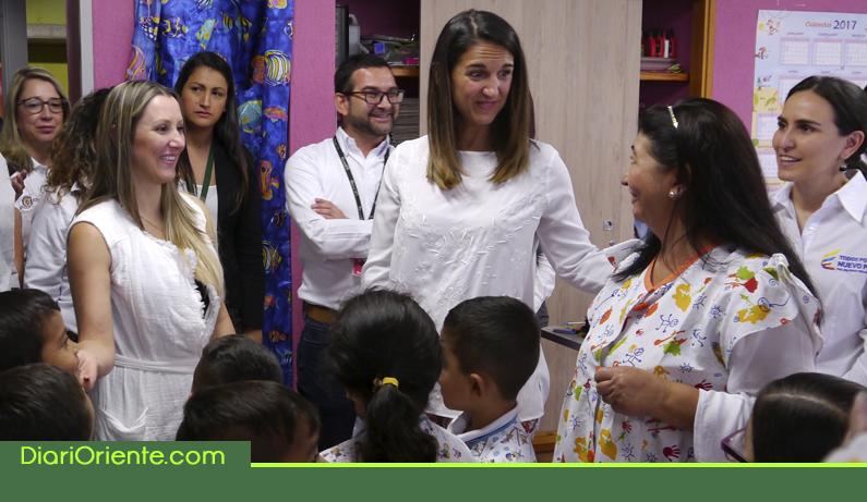 Photo of Ministra de Educación visitó Rionegro para conocer avances del programa Preescolar Integral