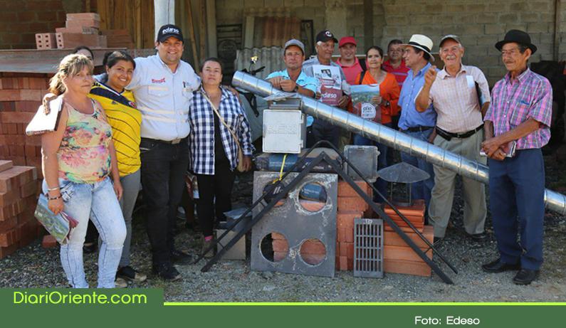 Photo of En el Oriente Antioqueño avanza el proyecto de estufas eficientes
