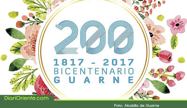 Photo of Guarne celebra 200 años de historia