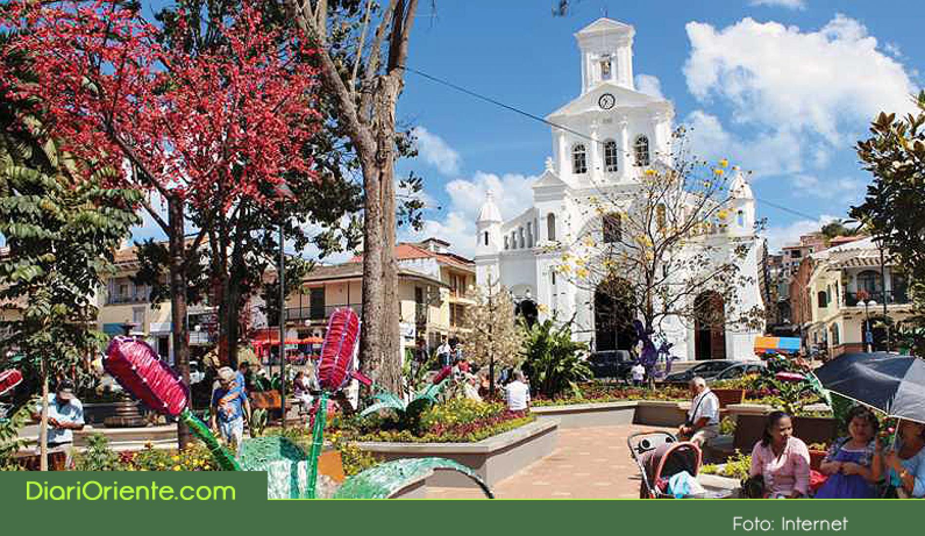 Photo of En Marinilla el parque principal será semipeatonalizado