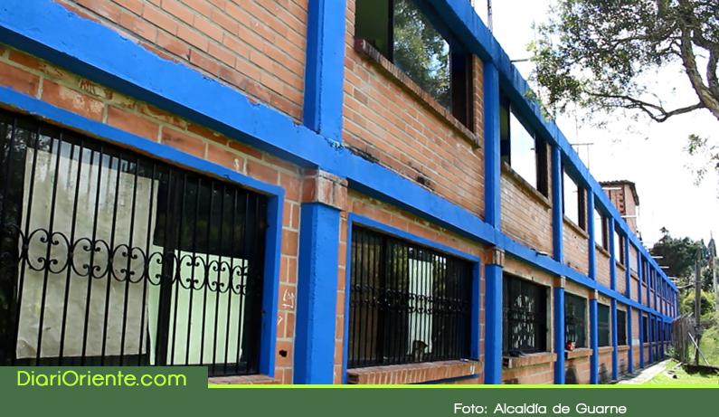 Photo of En Guarne se adelantan obras de mejoramiento en diez instituciones educativas