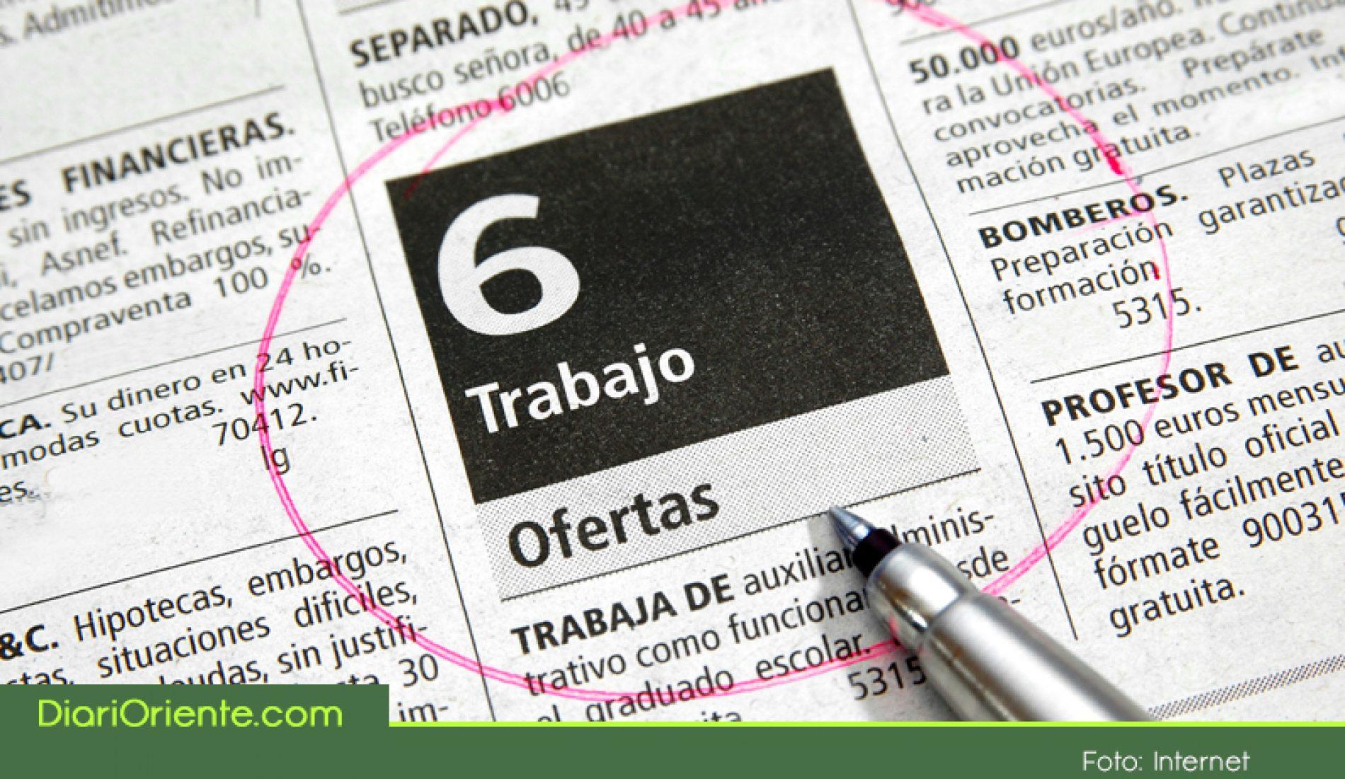 Photo of Sena del Oriente Antioqueño ofrece 26 vacantes laborales para esta semana