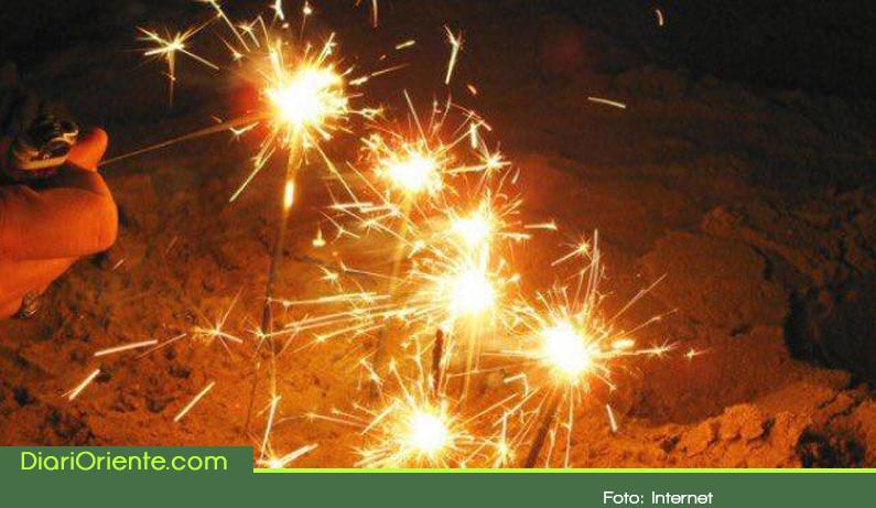 Photo of El Oriente Antioqueño terminó diciembre con 31 quemados con pólvora