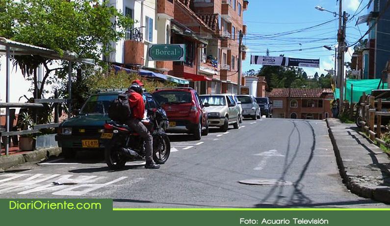 Photo of Inicia operación de las Zonas de Estacionamiento Regulado en Rionegro (ZER)