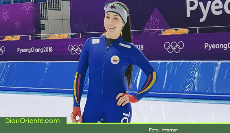 Photo of La carmelitana Laura Gómez quedó satisfecha con su participación en juegos olímpicos de invierno
