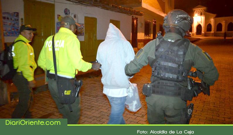 Photo of Capturadas 34 personas por microtráfico en La Ceja