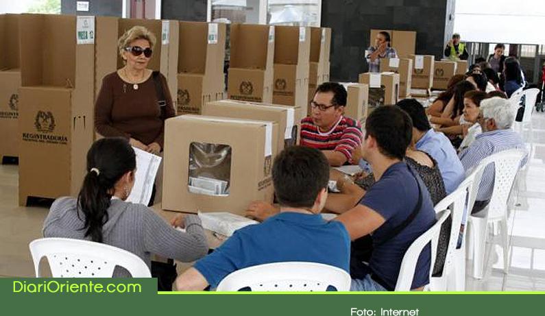 Photo of Cuatro municipios del Oriente Antioqueño, en alerta por trasteo de votos