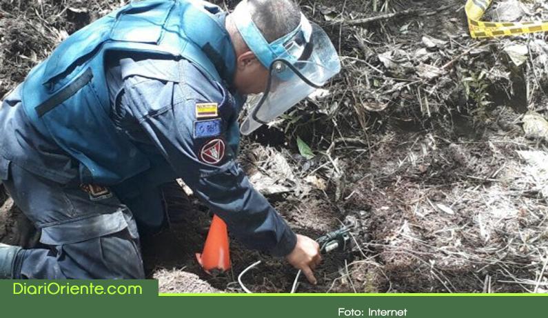 Photo of Este jueves Granada será declarado municipio libre de minas antipersonal