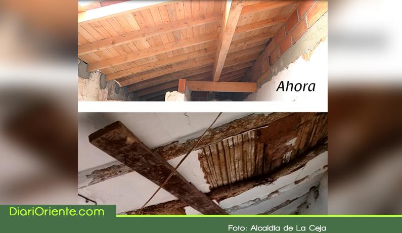 Photo of Programa de Mejoramiento de Vivienda ha beneficiado 78 familias en La Ceja