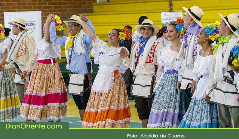 Photo of Danzagua de Guarne representará a Antioquia en el Festival Folclórico y Reinado Nacional del Bambuco 2018