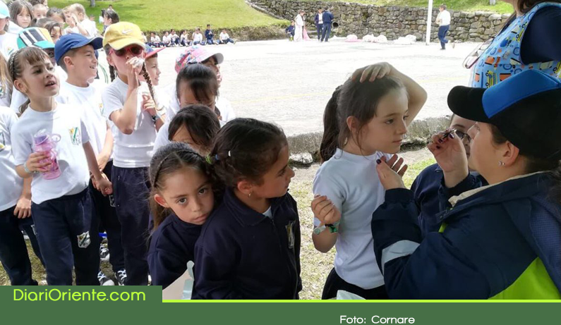 Photo of Con actividades lúdicas y culturales Cornare celebró el día Mundial de Medio Ambiente