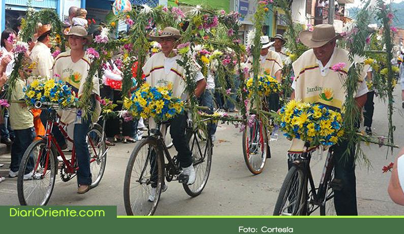 Photo of Hoy inician las Fiestas del Toldo, las Bicicletas y las Flores en La Ceja