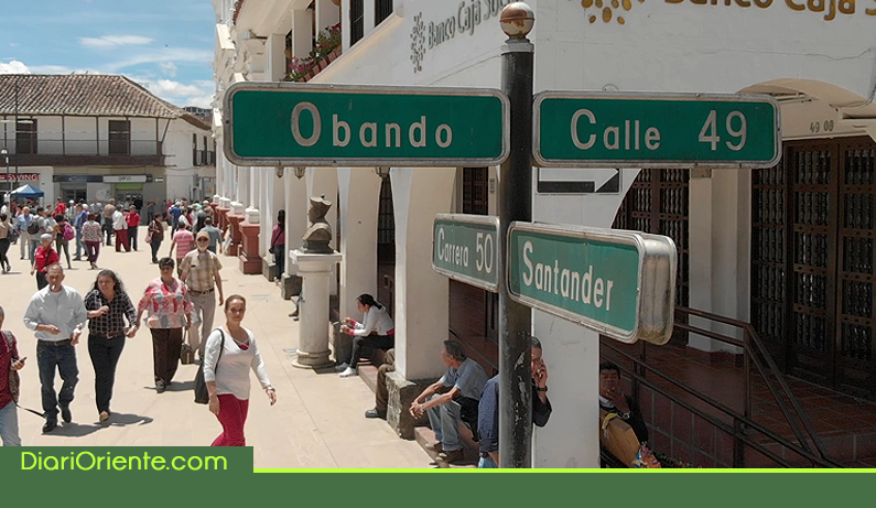 Photo of Calle Obando en Rionegro ¿Cuál es el origen del nombre La Chirria?