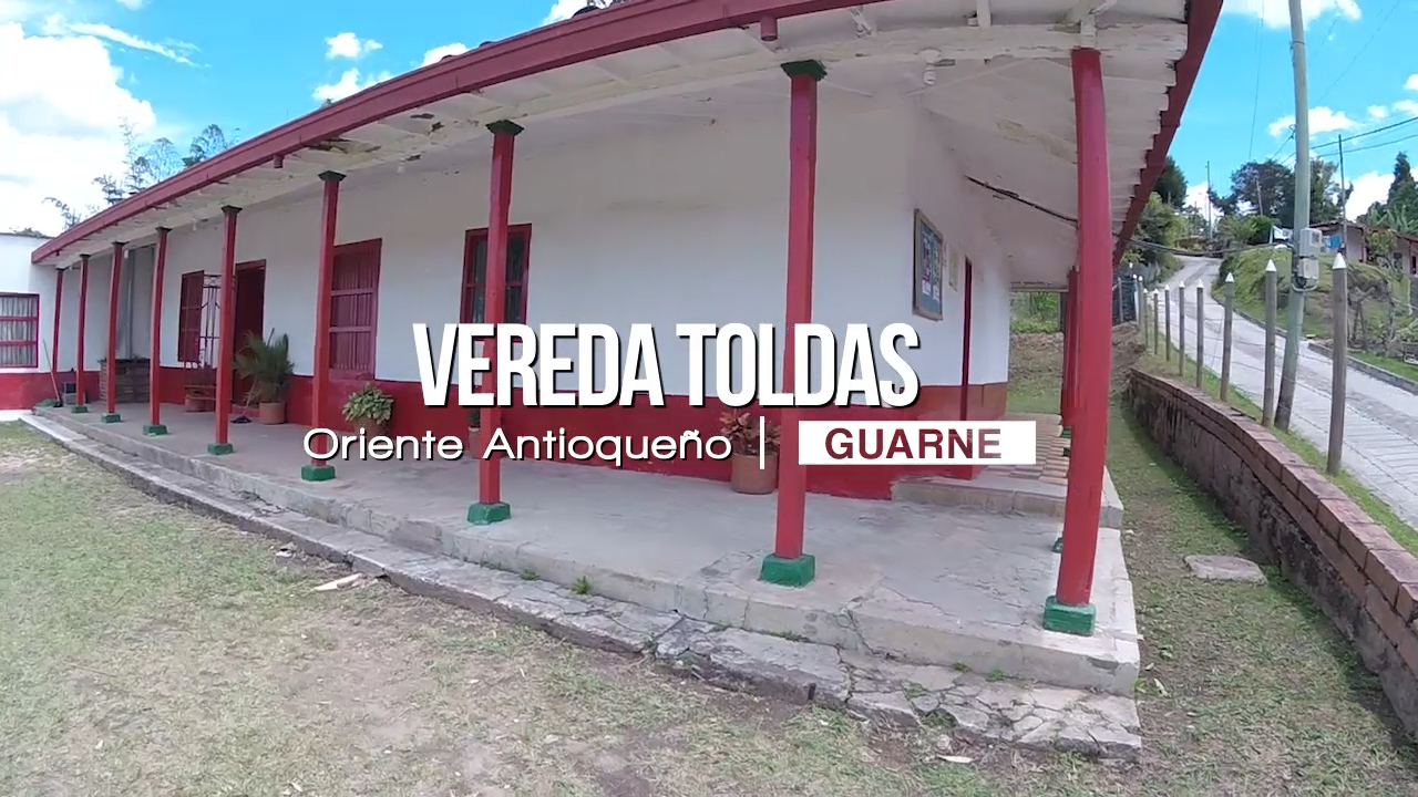 Photo of Toldas Guarne… la historia de la vereda en un libro