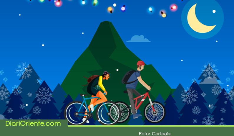 Photo of Este viernes con un ciclopaseo encenderán los alumbrados navideños en La Ceja