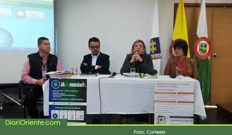 Photo of Fiscalía socializó en Rionegro la estrategia Bolsillos de Cristal