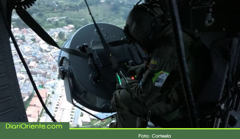 Photo of Fuerza Aérea refuerza desde el cielo seguridad en diciembre