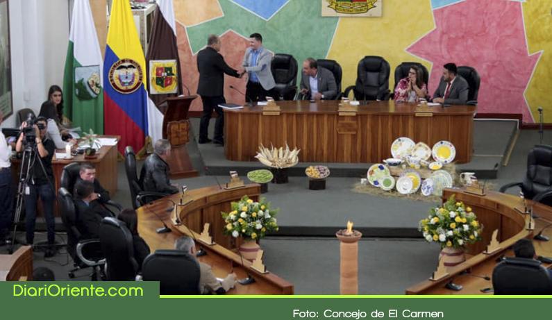 Photo of Procuraduría suspende por seis meses a Concejal de El Carmen de Viboral