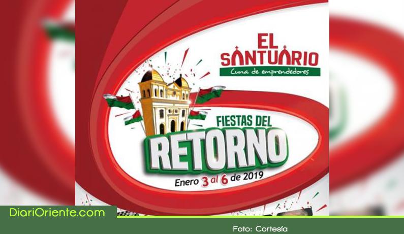 Photo of Fiestas del Retorno en El Santuario, el plan para este inicio de año