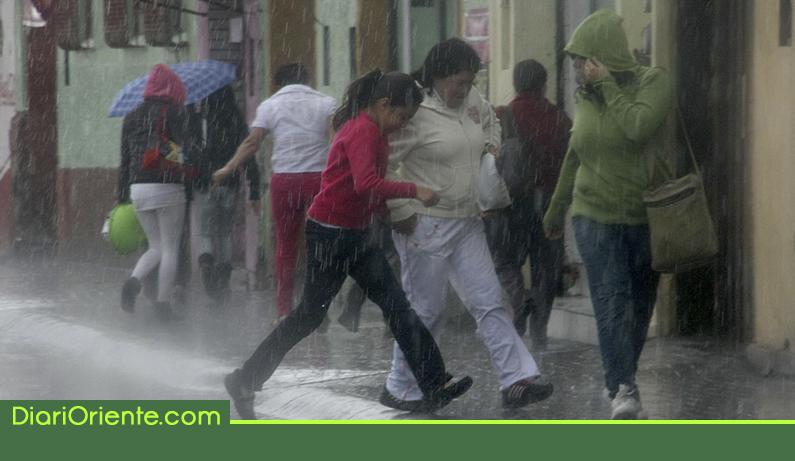 Photo of Prepárese, comienza la primera temporada de lluvias