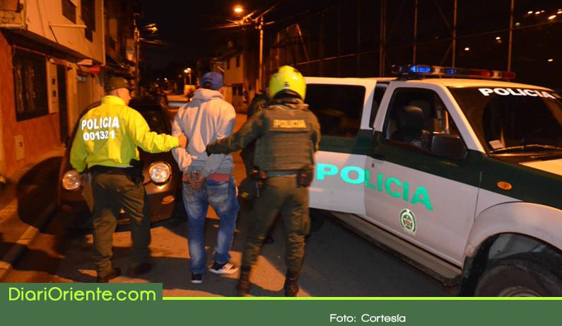 Photo of Golpes a la delincuencia en cuatro municipios del Oriente Antioqueño