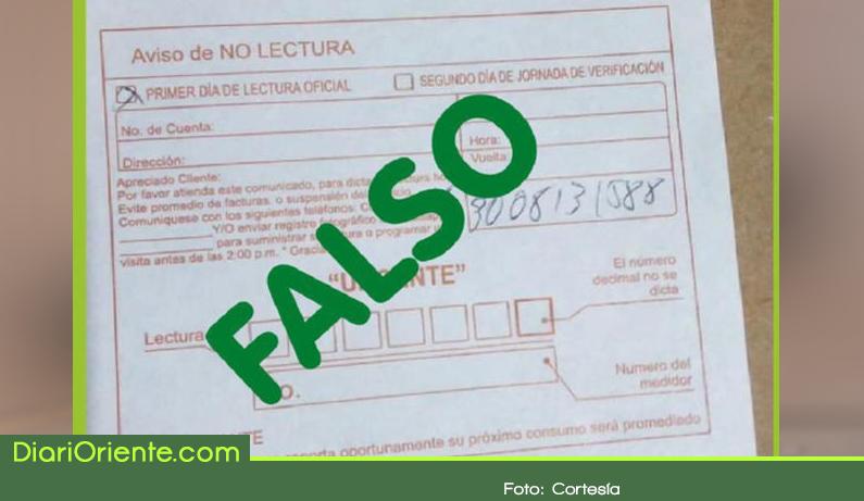 Photo of ¡Cuidado! Con volante falso de EPM, estarían robando en viviendas