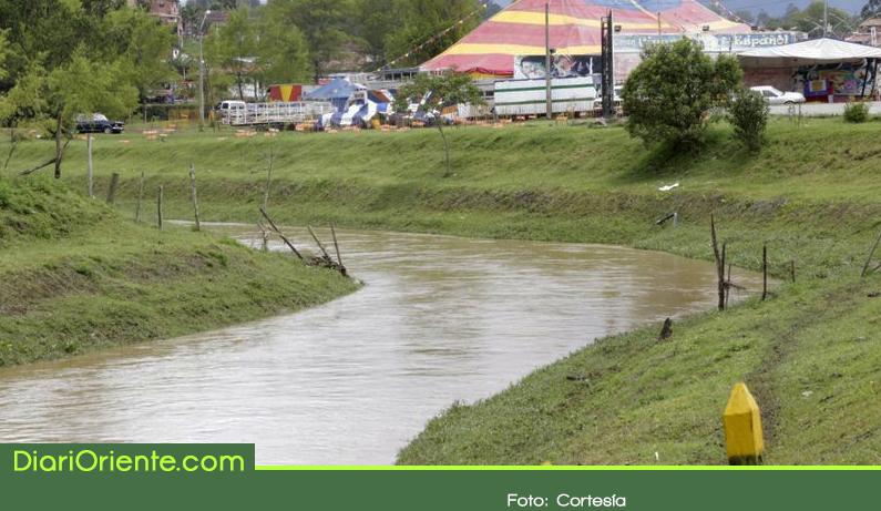 Photo of Adelantan obras para sanear quebrada La Marinilla