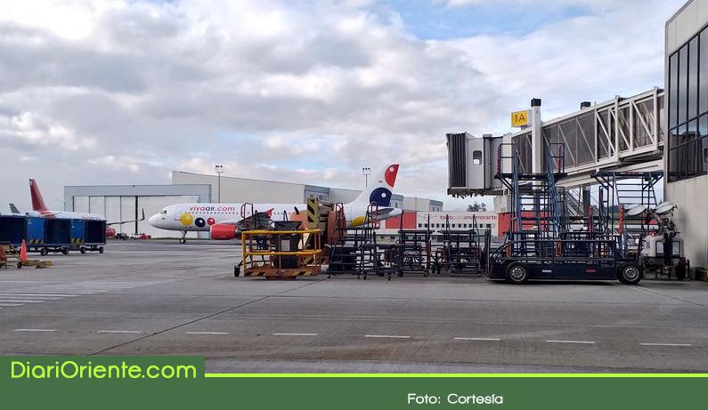 Photo of Obras de modernización del aeropuerto JMC en etapa final